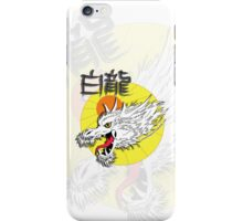 White Dragon King (Iphone case) iPhone Case/Skin