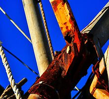 Rusted Rigging  by joevoz