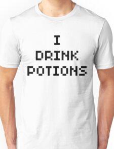 I Drink Potions T-Shirt Unisex T-Shirt