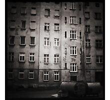 Holga I Photographic Print