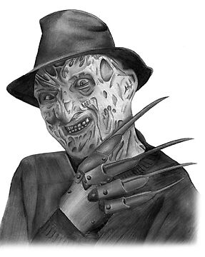 Freddy Krueger by axemangraphics
