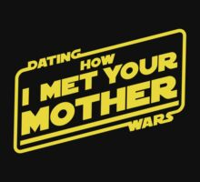 A Long Time Ago....I Met Your Mother by kentcribbs