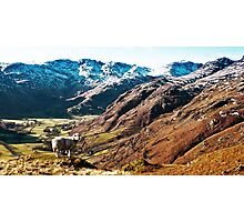 Great Langdale Photographic Print