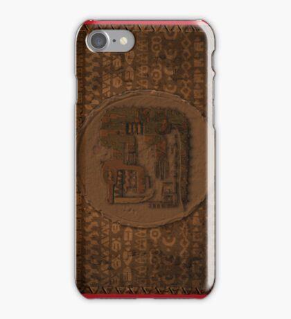 Monster Hunter Case (Tribal Rock) Design iPhone Case/Skin