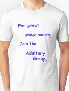 Group T Shirt Unisex T-Shirt