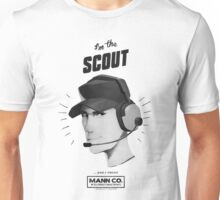 I'M THE SCOUT - Team Fortress 2 Unisex T-Shirt