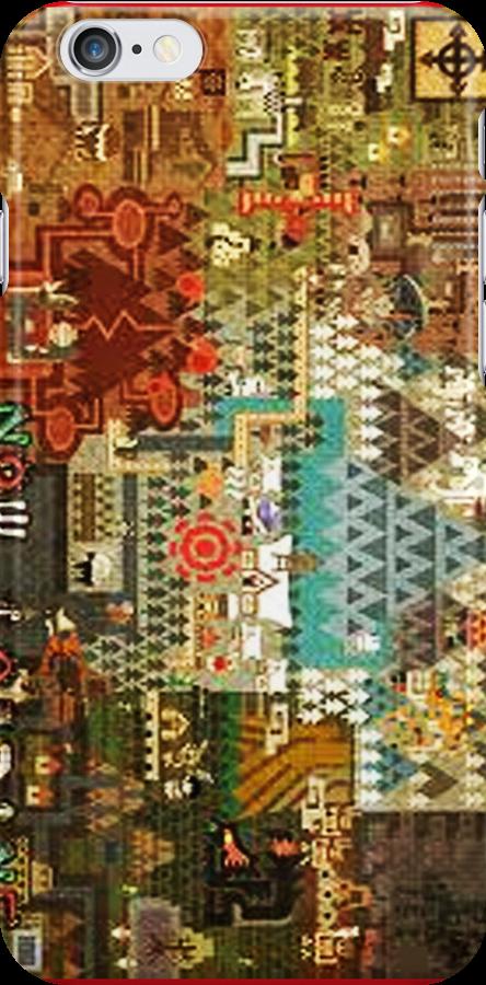 Monster Hunter (Freedom Unite) Now Loading design by Geckoface