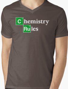 [C]hemistry [Ru]les Mens V-Neck T-Shirt