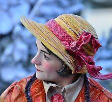 Pantomime by Jacqueline van Zetten