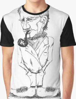 Tolkien Caricature Graphic T-Shirt