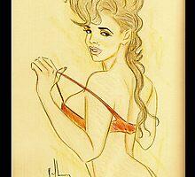 Model Keyshia Dior by Neil-Lecy