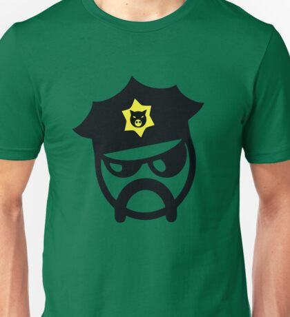 Tache Police Unisex T-Shirt