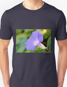 Purple Morning Glory T-Shirt
