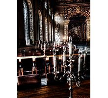 The Painted Hall Photographic Print