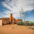 Ruins near Yalgoo by warriorprincess