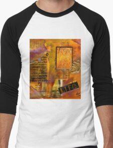 A Woman's Life T-Shirt Men's Baseball ¾ T-Shirt
