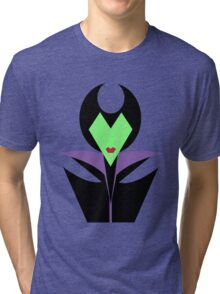 Mistress of All Evil Tri-blend T-Shirt