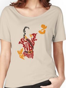Roughly the Size of a Barge Women's Relaxed Fit T-Shirt