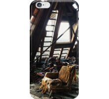 Abandoned Chair iPhone Case/Skin