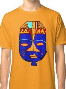 Blue Mask by Josh 2 T-Shirt Classic T-Shirt