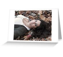 Kaylee ~ Two Greeting Card