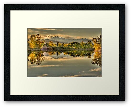 Golden Dreams At Golden Ponds by nikongreg