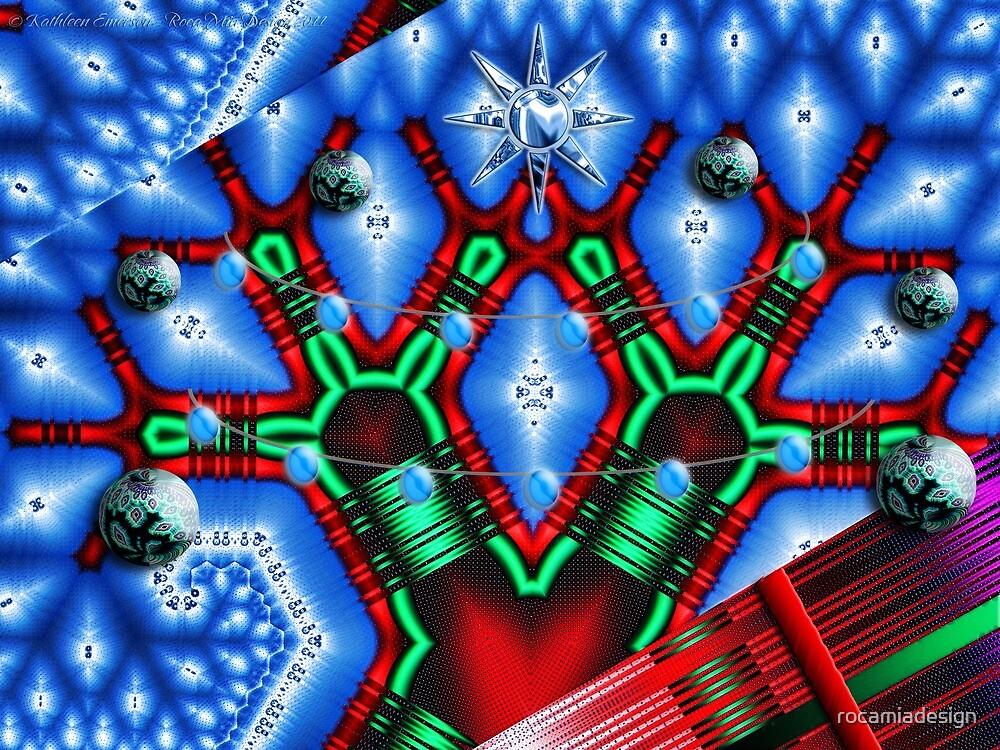 Christmas Tree 2 by rocamiadesign