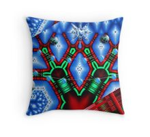 Christmas Tree 2 Throw Pillow