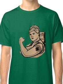 Pam tuff girl Classic T-Shirt