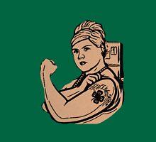 Pam tuff girl Unisex T-Shirt