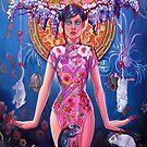 Not stupid geisha by Italia Ruotolo