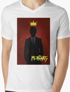 Moriarty Mens V-Neck T-Shirt