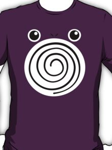 A Wild Poliwhirl Appears! T-Shirt