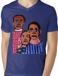 Different Drums T-Shirt by Josh version 2 Mens V-Neck T-Shirt