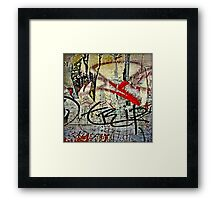 Graffiti #97 Framed Print