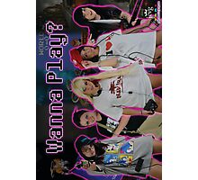 "JCVG 2011 ""Girls Wanna Play"" Poster Photographic Print"
