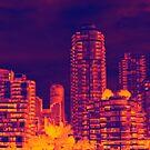Ultra City - Vancouver by mrthink