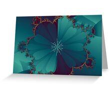 Blooming Mandel Greeting Card