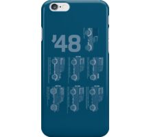 Land Rover '48 iPhone Case/Skin