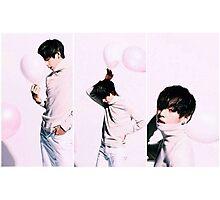 Kim Taehyung Photographic Print