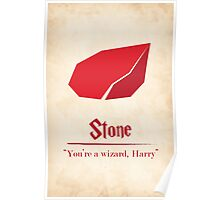 Harry Potter and the Sorcerer's Stone Print Poster