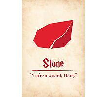 Harry Potter and the Sorcerer's Stone Print Photographic Print