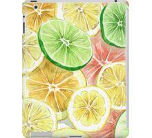 Citrus iPad Case/Skin