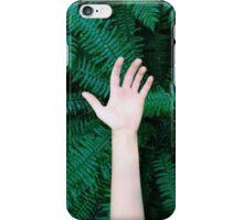 hand iPhone Case/Skin