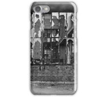 At The Old Train Station WIDE VIEW iPhone Case/Skin