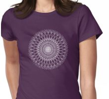 The Mandala Tree Womens Fitted T-Shirt