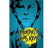 Sherlock Photographic Print