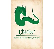 Harry Potter and the Chamber of Secrets Print Photographic Print