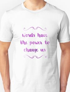 The Infernal Devices Quote 2 T-Shirt