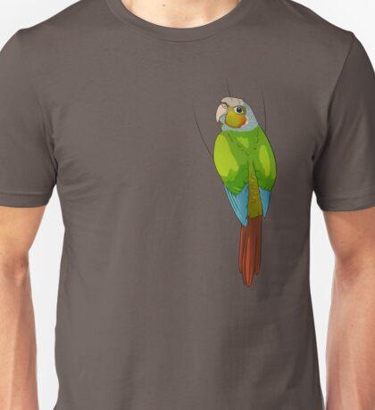 Pineapple Conure Unisex T-Shirt